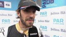 e-Prix de Paris - Pole position pour Jean-Eric Vergne !