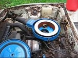 save a mazda rx7 rotary starting after 16 years rx7 jungle