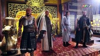 Hiep Khach Hanh Tap 12 Long Tieng HTV7 Phim Moi Hay