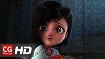 "CGI 3D Animation Short Film HD ""Horror"" by Riff and Alternate Studio | CGMeetup"