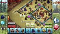 Clash Of Clans: TH10   BEST Clan War / Trophy Base Layout (with Defence Replays) - Cube 10