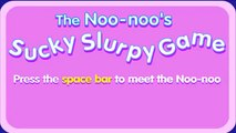 Teletubbies | The Noo - noos Sucky Slurpy Game | Teletubbies Games | Video Game | Games For Girl