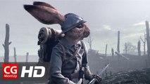 "CGI 3D Animation Short Film HD ""POILUS"" by ISART DIGITAL   CGMeetup"