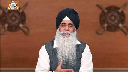Bhai Varinderpal Singh Ji - Eka Bani Ek Guru Eko Shabad Vichar Part-3   Shabad Gurbani