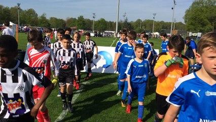 Danone Cup U12 : SCO Angers - USJM !