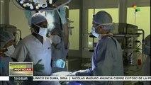 Enfermeras en Estados Unidos exigen mejoras laborales