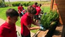 Η Ακαδημία του Θρύλου γιόρτασε την Παγκόσμια Ημέρα της Μητέρας Γης, φυτεύοντας δέντρα στο προπονητικό κέντρο του Ρέντη. / The Academy of Legend celebrated the I