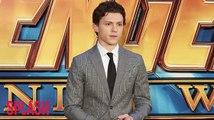 Tom Holland admits filming Avengers: Infinity War was 'bizarre'