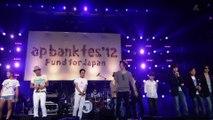 to U (LIVE ap bank fes '12) / Bank Band with Great Artists 櫻井和寿 小林武史 桜井和寿 Salyu Mr.Children ミスチル ミスター・チルドレン ミスターチルドレン