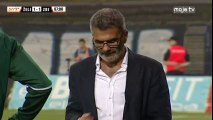FK Željezničar - HŠK Zrinjski / Veliko slavlje Utrasa nakon pogotka