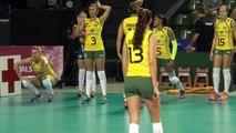 Sheilla Castro, a gorgeous Brazilian volleyball player - #Women - #Sport