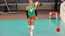 Volleyball Girls Libero Warm Up & Dancers - #Women - #Sport