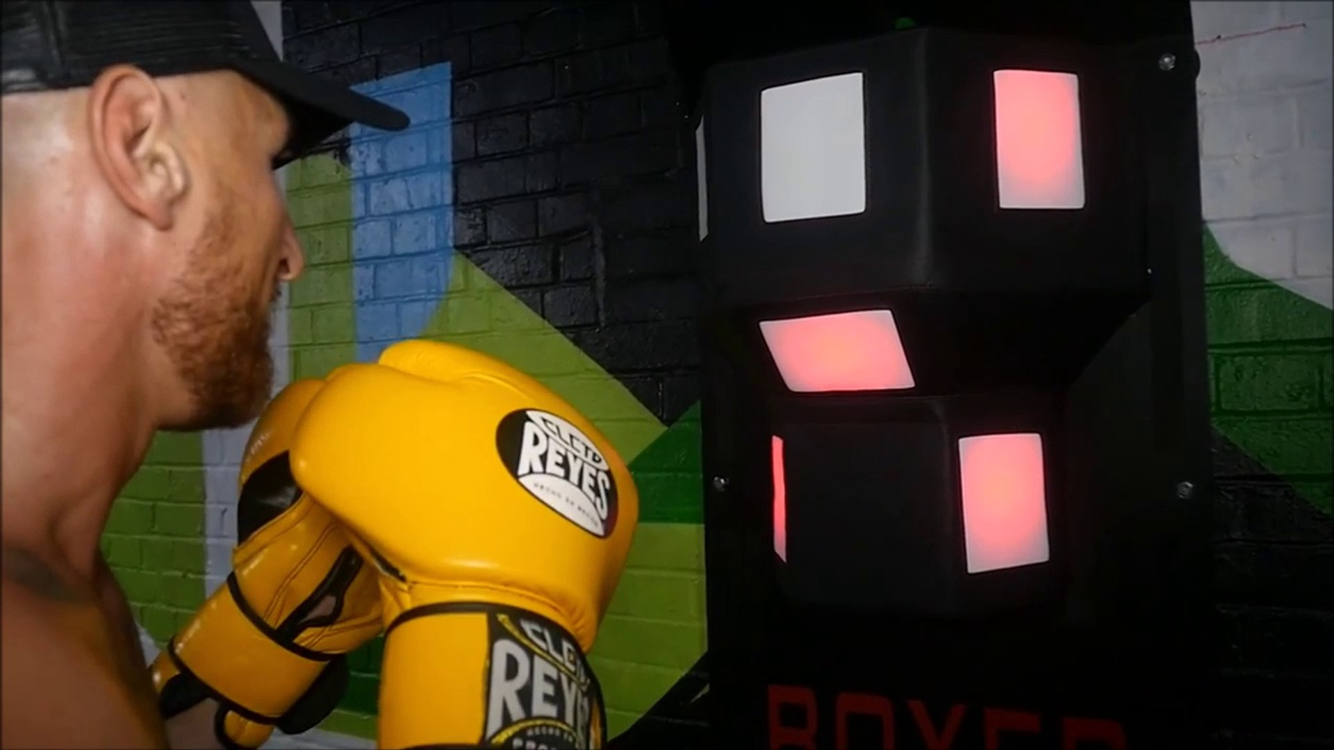 ESA Boxer - Call Axtion Technology for Sports Technology