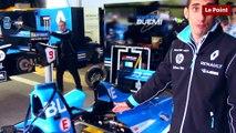 Formula E : dans les coulisses de l'ePrix de Paris
