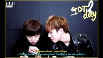 [Legendado PT-BR] GOT7 - GOT2DAY #20 Youngjae & Yugyeom