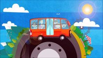 The Wheels on the Bus & The ABC Song ! Nursery Rhymes Songs for Babies