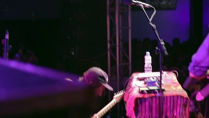 HOMESHAKE goes on stage at Balaclava Fest, Brazil