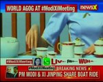 Modi-Xi meet NewsX reports live from Wuhan; PM Modi and Xi Jinping share boat ride