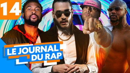 JDR #14 : SCH en mode A7, Damso toujours plus fort,  Dosseh feat Booba, Niro, Timal...