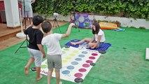 Twister Game y Spinner Challenge o Fidget Spinner Challenge en Abrelo Toys Juegos de Mesa