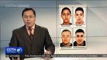 Policía francesa arresta a un hombre armado cerca de la frontera con España