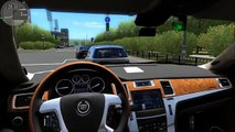 City Car Driving 1.4.0 Cadillac Escalade Escalade ESV [1080P]