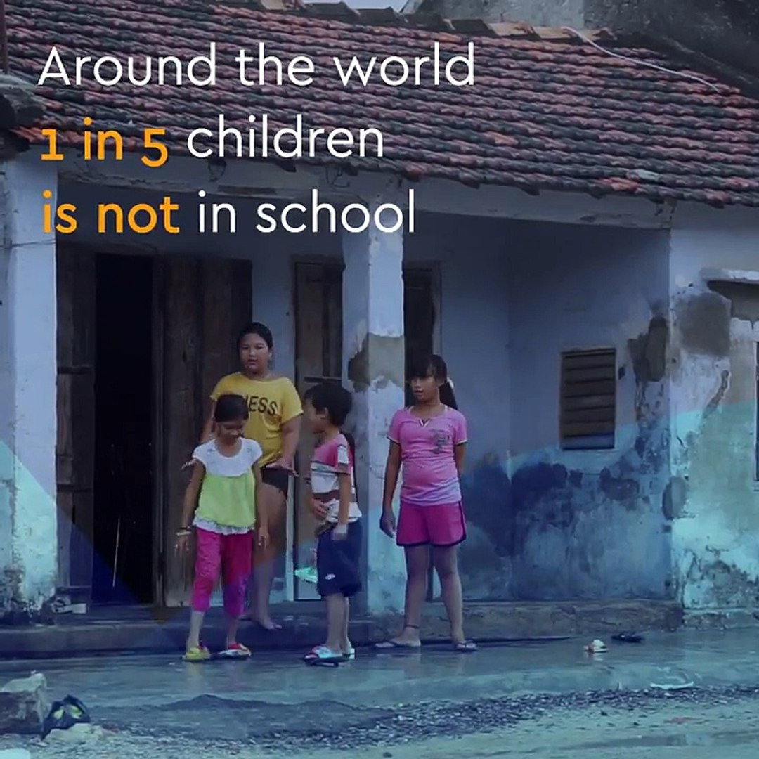 One in five children, adolescents and youth are out of school