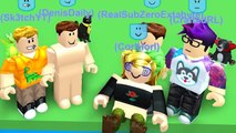 ALEX IS GETTING KICKED FROM THE PALS!? (Roblox Flee The Facility)