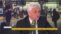 """Remboursement de 50% de l'abonnement TER en juin : """"La SNCF se fiche de la tête des Français avec une telle proposition"""" affirme Hervé Morin, Président du conseil régional de Normandie"""