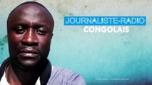 Mes assassins sont toujours libres, Didace Namujimbo, Journaliste radio congolais