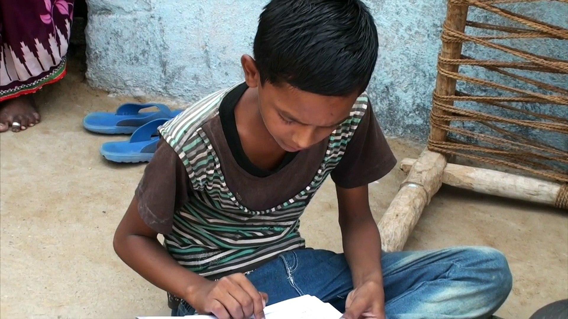 ASER Survey in Action in Aurangabad, India - Part 2