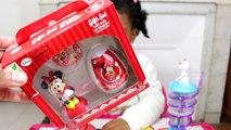 Les surprises de Fevrier -Reine des neiges,Olaf,Minie (Oeuf,jouets,bonbons _ egg ,toy,candies)