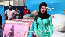Nueva avalancha de refugiados sirios en el Kurdistán iraquí