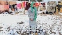 UNICEF lucha contra el frío que se ceba en los niños sirios refugiados en Líbano
