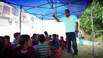 El 60% de los niños refugiados sirios no van al colegio