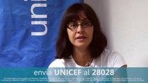 La oficial de comunicación de UNICEF en Jordania explica cómo es la acogida de los refugiados sirios