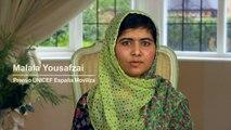 Malala Yousafzai, Premio UNICEF España Moviliza