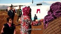 Los sirios refugiados en Líbano necesitan ayuda urgente