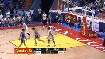 KOBE PARAS 19 POINTS HIGHLIGHTS VS LA SALLE! - Kobe Slamma Jamma