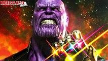 Avengers Movie News!!! Avengers: Infinity War directors explain Thanos's crazy backstory