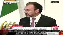 ultimas noticias de EEUU, RUEDA DE PRENSA ENTRE MEXICO Y EEUU EN ESPAÑOL Y COMPLETA 23/02/2017