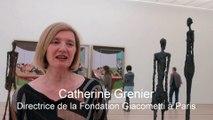 Bacon-Giacometti à la Fondation Beyeler
