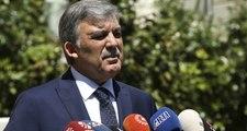 11. Cumhurbaşkanı Abdullah Gül: Mutabakat Oluşmadı, Cumhurbaşkanı Adayı Değilim