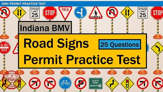 indiana bmv drivers test booklet