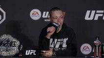 UFC 223: Rose Namajunas Post-Fight Press Conference - MMA Fighting
