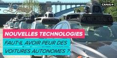 Faut-il avoir peur des voitures autonomes ? - Le Tube du 28/04 – CANAL+