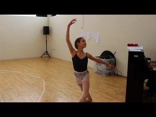 Rehearsal The Secret Garden - Mary's Solo