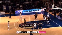 LFB 17/18 - Playoffs 1/4 belle : Basket Landes - Lyon