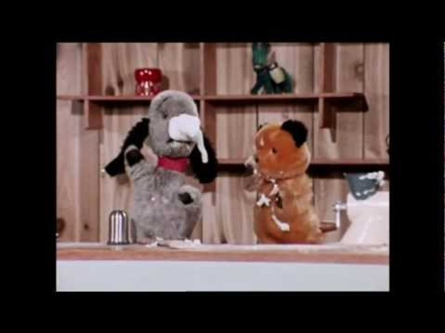 The Sooty Show - Classic Episodes presented by Harry Corbett - Volume 1