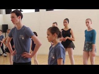 Impression video rehearsal LCB